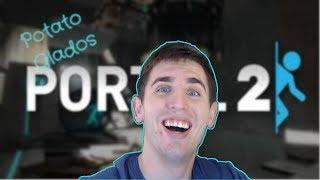 Potato Glados - Portal 2 Ep7