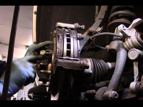2005 chevy trailblazer brakes