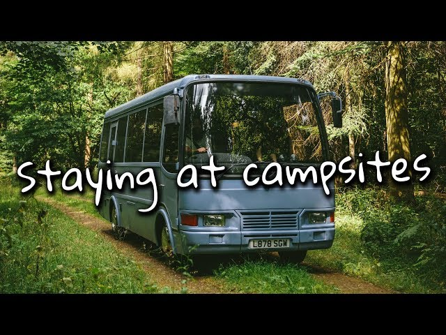Campsites & Conkers | *Gifted | Nomadidaddy
