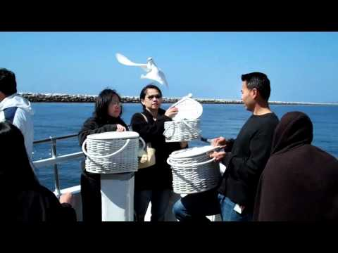 burial-at-sea-booking-white-doves-service-los-angeles-filming-714-903-6599
