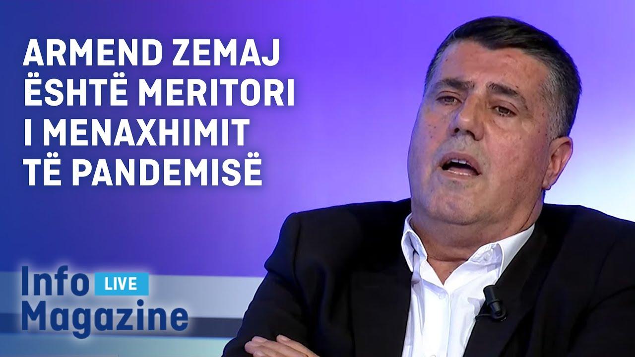 Lutfi Haziri: Armend Zemaj është meritori i menaxhimit të pandemisë - 04.08.2020 - Klan Kosova