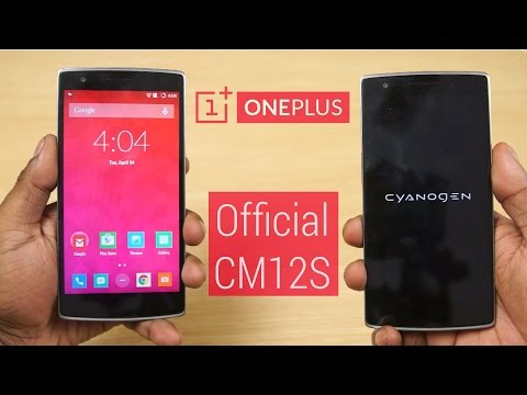 How to Install CM12S on OnePlus One - No Root or TWRP Required, No Data LOSS