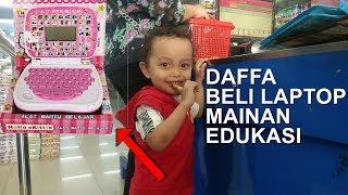 Download ADIK DAFFA BELANJA SENDIRI ALAT BANTU BELAJAR HURUF DAN KATA