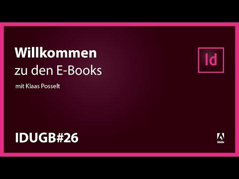 IDUG Berlin: E-Books mit InDesign