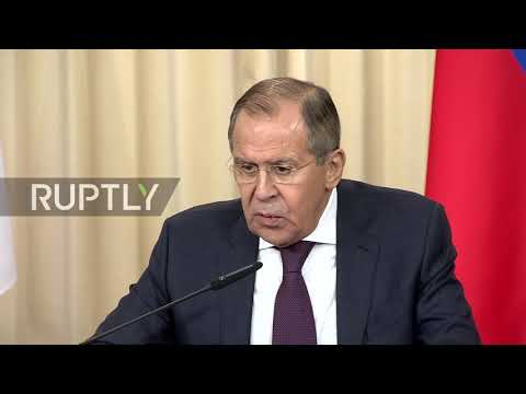 Russia: Moscow does not accept 'risky nuclear and missile undertakings' by N. Korea - Lavrov