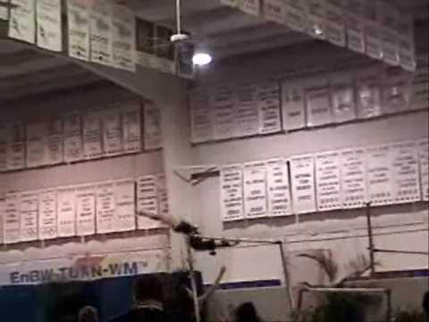 Sarah Snodgrass- gymnastics 2009