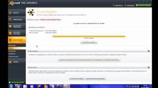 Vídeo Aula 32 - Como licenciar o Avast até 2038 gratuitamente