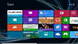Windows 8 - How To Add and Switch User Accounts