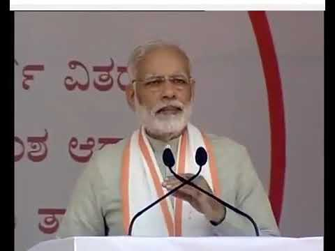 PM Shri. Narendra Modi speaks in Kannada on his visit to Dharmasthala, Karnataka. Full speech.