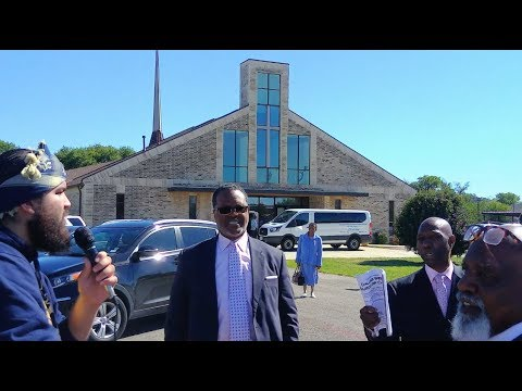 CONFRONTATION @ BOTHAM JEANS CHURCH OVER AMBER GUYGER APPEAL