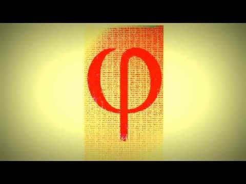 HEALING FREQUENCIES - The Golden Ratio l Phi Frequencies