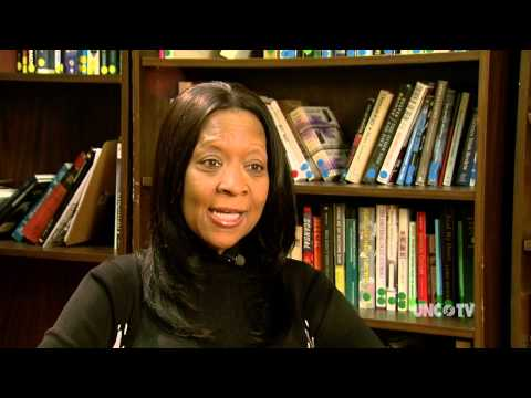 Sharon Elliott-Bynum Featured on UNC-TV