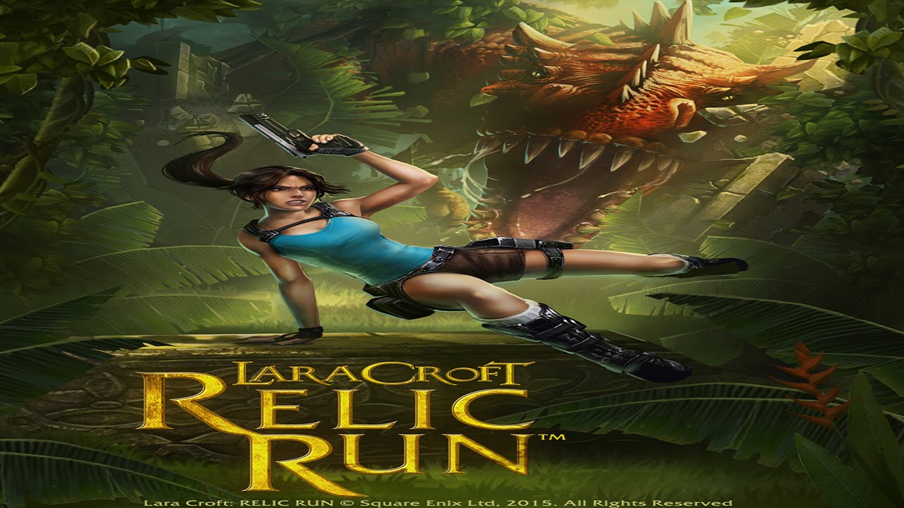 Lara Croft Relic Run By Square Enix Inc Ios Android Hd Gameplay Trailer