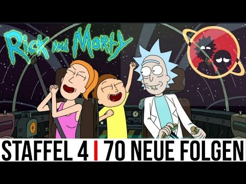 rick and morty neue staffel