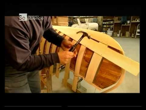 صناعة الزّوارق الخشبيّة القديمة E