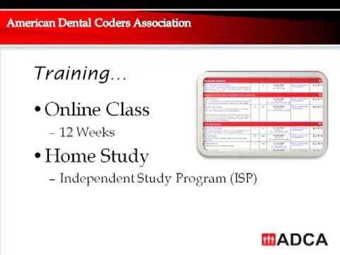 education courses dental billing