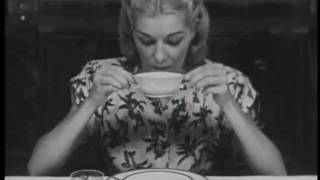 """Emily Post: """"Table Manners"""" (1947)"""