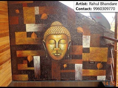 Creative Graphics wall Painting artist Pune & Mumbai