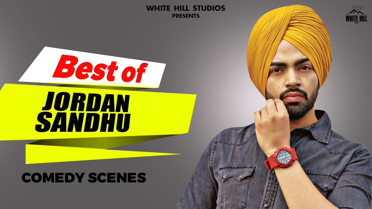 BEST OF JORDAN SANDHU : Punjabi Comedy Scenes | Comedy Videos 2021 | Punjabi Movies Scenes 2021