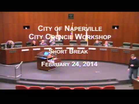140224 City Council Workshop on Electric Utility