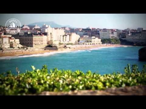 Biarritz - Hotel de l'Ocean