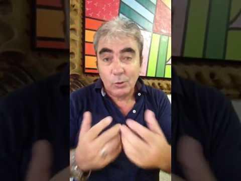 Palestra motivacional com Oscar Ahumada
