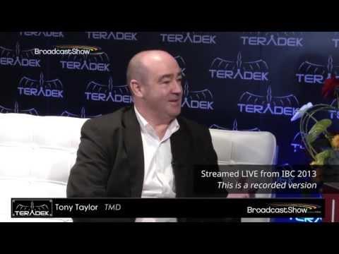 TMD talk asset management solutions on BroadcastShow LIVE at IBC 2013