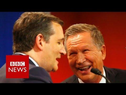US 2016: Can Team anti-Trump pull it off? BBC News