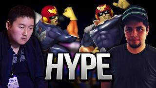 Falcon Dittos are HYPE (The Best of Falcon Dittos) - Super Smash Bros. Melee