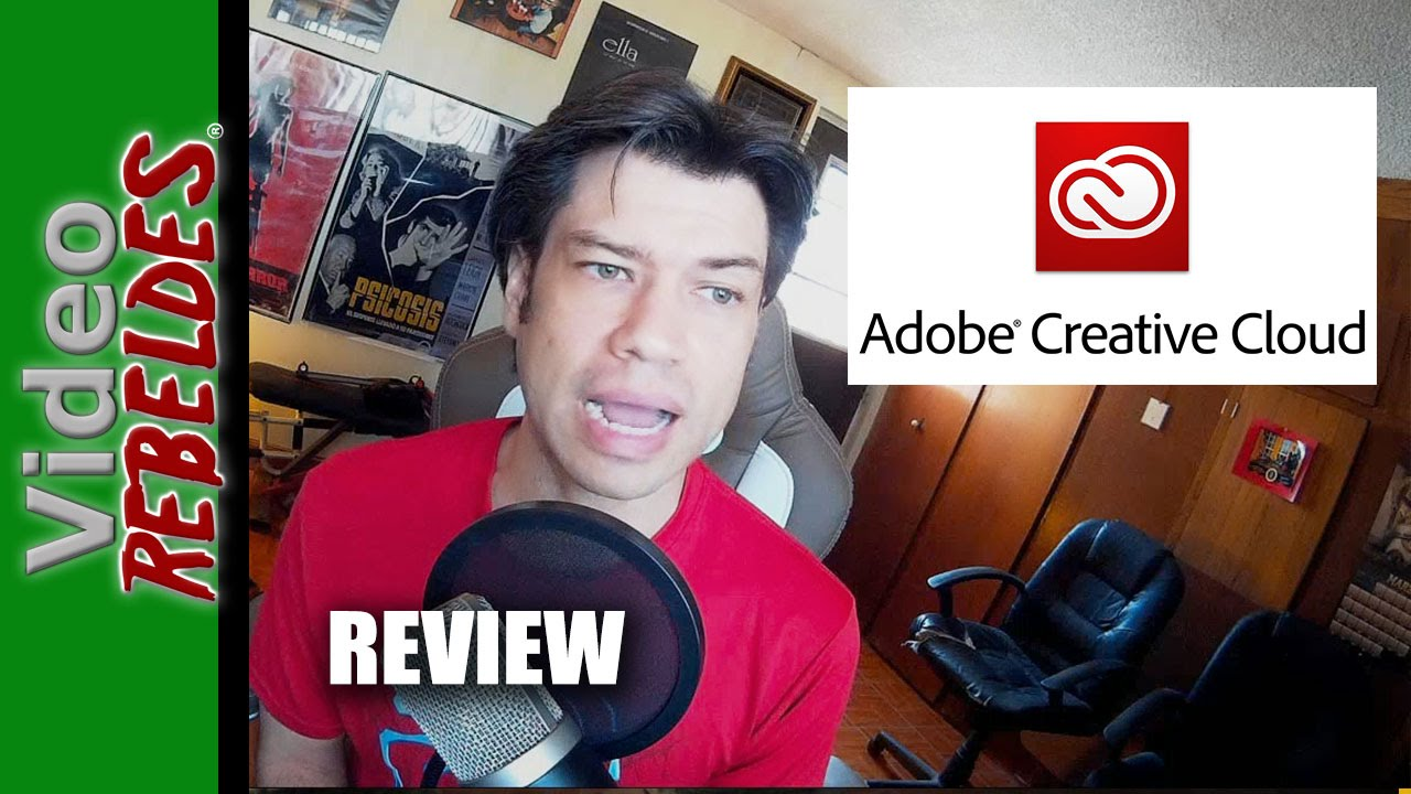 ¿ CONVIENE pagar por Adobe Creative Cloud?