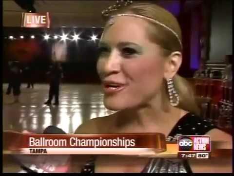 Millennium Dancesport 2011 ABC News Interview