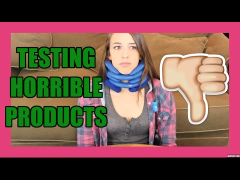 Testing HORRIBLE Products!