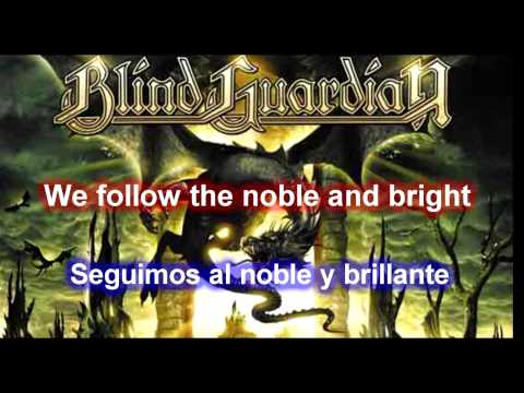 Blind Guardian - Battlefield (English/Spanish subs)