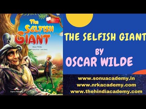 Oscar Wilde The Selfish Giant