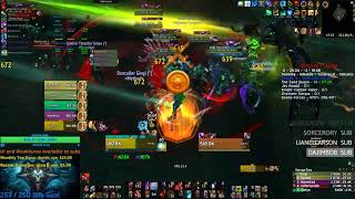 World First +18 Tol Dagor IN TIME - Blood DK PoV