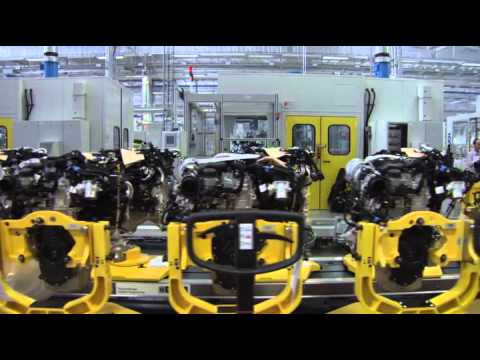 Jaguar Land Rover Engine Manufacturing Centre Official Opening