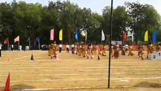 kendriya vidyalaya ntpc ramagundam annual sports day celebration
