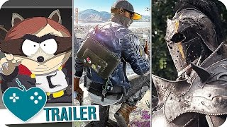 UBISOFT E3 2016: All Trailers from the Ubisoft Press Conference | E3 2016