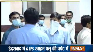Deadly H1N1 Virus: VVIPs Down with Swine Flu - India TV
