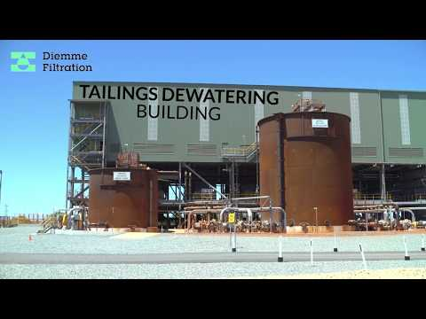 THE FUTURE OF MINING TAILINGS MANAGEMENT