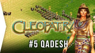 Pharaoh Cleopatra ► #5 Qadesh (Very Hard) - [1080p HD Widescreen] - Let's Play Game
