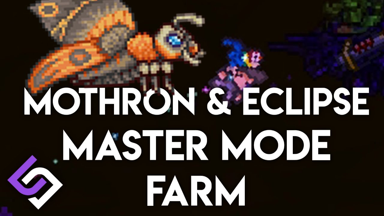Mothron Solar Eclipse Easy Master Mode Farming Method Youtube Graz counts down the terraria top 5 solar eclipse items thaat are dropped from mobs. mothron solar eclipse easy master mode farming method