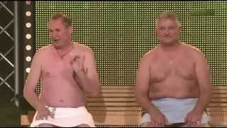 Karl Baumgartner, Walter Ambrosch & Leopold Wutzl - Chickendels in der Sauna 2014