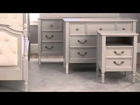 Blythe Collection: Elegant Nursery Furniture | Pottery Barn Kids