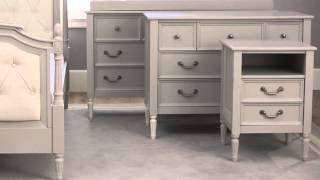 Blythe Collection: Elegant Nursery Furniture | Pottery Barn Kids