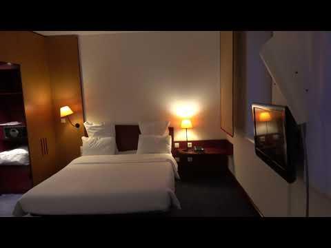 Hotel Review: Novotel Suites Hotel Hamburg City