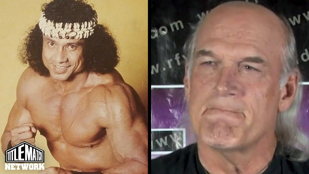 "Jesse Ventura - What ""Superfly"" Jimmy Snuka Was Like to Wrestle"