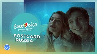 Postcard of Julia Samoylova from Russia - Eurovision 2018