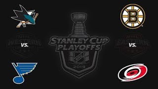 2019 Stanley Cup Playoffs | Round 3 | All Goals