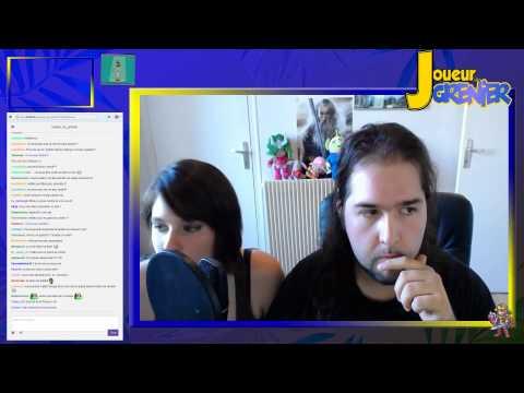Interview de Seb et Aurore | Twitch épisode 1/5 - Joueur du Grenier - JDG Summer Event 2014